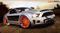 X-Tomi Design: Shelby GT500 Super Snake