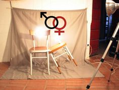 coppia di comodini /lampada di pap aia meccanica su DaWanda.com