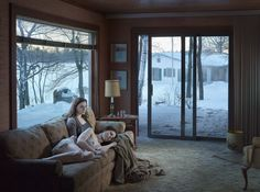 Alone, in a Crowd, With Gregory Crewdson - NYTimes.com
