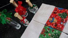 Toalhas e Aromas personalizados para o lavabo by Princess Party