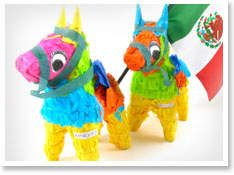 Cinco de Mayo Party - Kids' Paper Games and Mexican School Activities HOW MANY BEANS