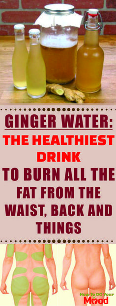 One such formula stands out for its potency and quick results – ginger water. Ginger water very guarantees results once it involves losing weight. It helps you burn fat from the foremost stubborn places and shed pounds in no time. Detox Drinks, Healthy Drinks, Healthy Water, Healthy Detox, Vegan Detox, Detox Juices, Fruit Detox, Healthy Herbs, Eat Healthy