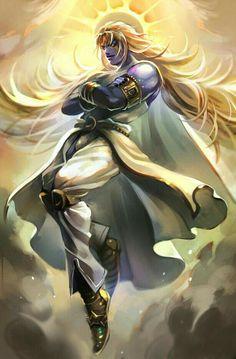 [Eyes of Heaven] Dio Over Heaven Jojo's Bizarre Adventure, Jojo's Adventure, Pokemon, Jojo Stardust Crusaders, Character Art, Character Design, Jojo Parts, Cultura Pop, Jojo Bizarre