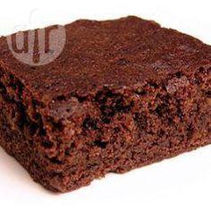 Brownies muy fáciles