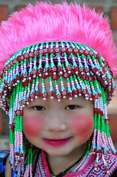 Thailand. What a beautiful child!!