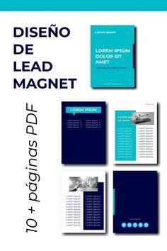 Planificación, estudio y desarrollo del lead magnet perfecto para que puedas crear tu propia lista de contactos o clientes. Lorem Ipsum, Social Media, Socialism, Contact List, Social Networks, Create, Studio, Social Media Tips