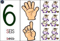 Libro móvil de los Números del 1 al 10 Desde imágenes educativas y como siempre pensando en nuestros seguidores y seguidoras hemos preparado un Libro móvil de los Números del 1 al 10 con...