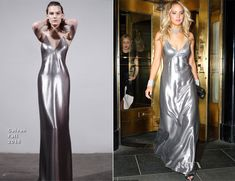Jennifer Lawrence In Galvan – Met Gala After Party