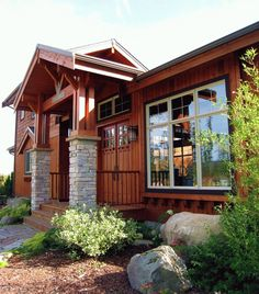 Custom Cedar Luxury Homes But More Of A Vacation Cabin Log Home Kits