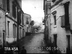 Violent Volcanoes I: Eruption Of Mt Vesuvius 1944