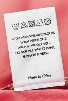 Keep Your Clothes Looking New With These At Home Garment Care Tips