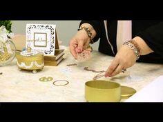 Video Tutorials: Make a Victorian Vase, Box & Card | Spellbinders