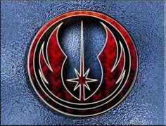 Jedi Order Symbol by on DeviantArt Star Wars Logos, Star Wars Tattoo, Jedi Symbol, Broken Screen Wallpaper, Mechanic Tattoo, Star Wars Bounty Hunter, Star Wars Sith, 3d Printed Objects, My War