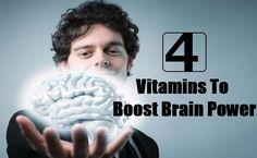 Vitamins To Boost Brain Power Neurons, Alternative Health, Healthy Recipes, Healthy Food, Health Care, Brain, Vitamins, Nerve Cells, Healthy Foods