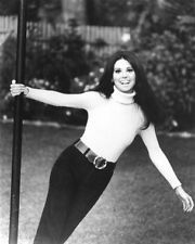 Marlo Thomas As Ann Marie In That Girl 11x14 Photo Smiling Outdoor Pose.