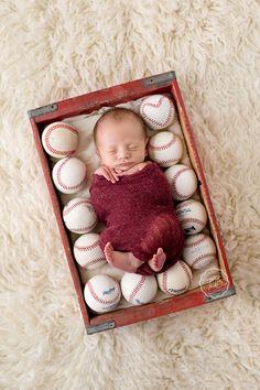 New Ideas For New Born Baby Photography : Biggest baseball Fan Malia B Photography Newborn Baseball Pictures, Newborn Pictures, Baby Photos, Newborn Pics, Baseball Babies, Fotos Baby Shower, Baby Shower Niño, Baby Shower Pictures, Newborn Baby Photography