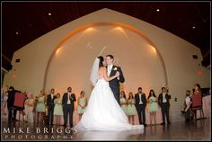 www.OrlandoDJ.com, Mike Briggs Photography, first dance, customized monogram