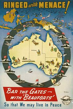 australia s response to communism after ww2 Reds under the bed australia's fear of communism was not just confined to events occurring  immediately after world war ii there was turmoil in the workplace .
