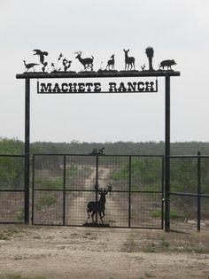 Farm Ranch Metal Entry Signs Google Search Camptown