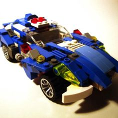 6 Lego Police Car, Toys, Activity Toys, Clearance Toys, Gaming, Games, Toy, Beanie Boos