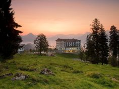 Hotel Villa Honegg | | Schweiz | Schöne Aussichten