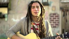 """This song is called """"Only a Mountain"""" and is sung by Jason Castro, former contestant on American Idol. The songs talks about how we may come up to many challenges in life, but really they are """"only mountains"""" and God has that mountain thing already covered! I hope it encourages you. Remember to laugh! After all, it's only a mountain! -Lisa"""