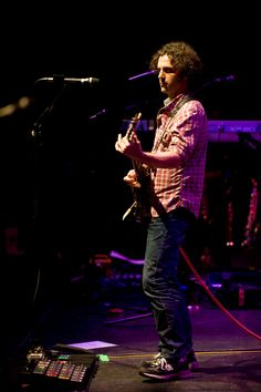 Dweezil Zappa The Brighton Dome, Brighton (England, UK) Dec 01, 2011 Photo Thierry Joubaud (onstage.pictures)