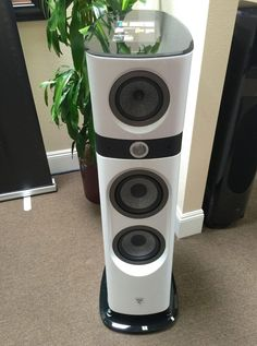 The new Focal Sopra No. 3 at The Source A/V design group in Los Angeles.