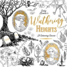 Wuthering Heights (A Colouring Classic)