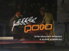 """Documentário """"Poro: intervenções urbanas e ações efêmeras"""" by Poro. Documentário que aborda as principais intervenções urbanas realizadas entre 2002 e 2009 pelo Poro. Além das imagens e registros, boa conversa sobre arte no espaço público e questões tangentes."""
