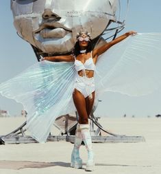 Burning Man fashion