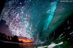 Dusk Waves of Hawaii