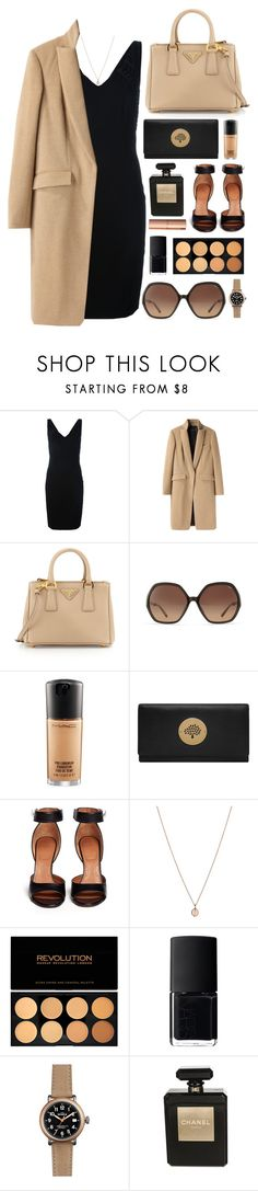 """""""5 / Chic"""" by dddawn ❤ liked on Polyvore featuring Christian Dior, rag & bone, Prada, Chloé, Mulberry, Givenchy, Links of London, NARS Cosmetics, Shinola and Chanel"""