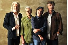 The Nitty Gritty Dirt Band Talks 50th Anniversary Tour - http://www.cybergrass.com/node/4780