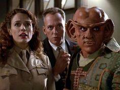 Post 334- The Star Trek Workout: Little Green Men
