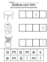 Resultado de imagen para actividades de lectoescritura LETRA s  para niños de preescolar
