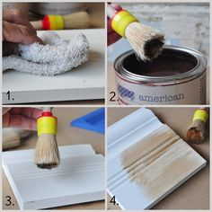 Tip Tuesday – Waxing Painted Furniturehttp://americanpaintcompany.com/tip-tuesday-waxing-painted-furniture/
