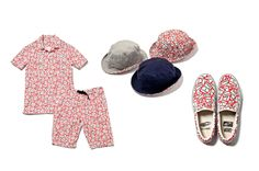 Have A Good Time x Vans x BEAMS 2013 Summer Capsule Collection