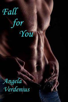 Angela Verdenius - Fall For You 👮  Confiar ela o seu coração nas mãos de outro homem, quando todos os seus instintos lhe diziam para fugir?