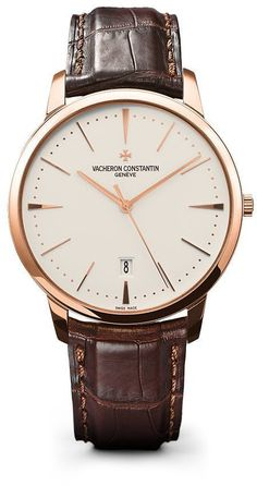 ef211f5ee36e Brand New! Vacheron Constantin Patrimony Contemporary Men s Watch, Model  Number 85180 000R-