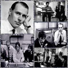 """Sir George Martin is often referred to as """"the Fifth Beatle"""" George Martin Beatles, About Uk, All About Time, Number One Hits, Oboe, Living Legends, Ringo Starr, Great Bands, Paul Mccartney"""