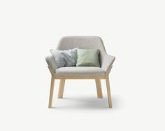 Le fauteuil Koila de chez Alki, qui produit des meubles design 100% français !
