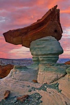 Hoodoo, Glen Canyon National Recreation Area - Page, Arizona