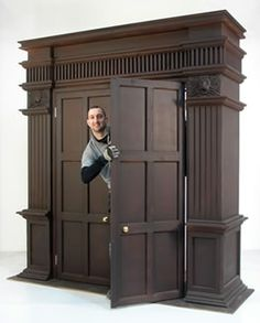 Event Prop Hire: Narnia Wardrobe Entranceway I've finally found it!!!