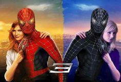 Spider man 3 Spiderman Sam Raimi, New Spiderman Movie, Black Spiderman, Spiderman Spider, Amazing Spiderman, Marvel Comics, Marvel Films, Marvel Heroes, Marvel Avengers
