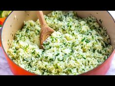 How to make delicious and flavorful cilantro lime rice that tastes even better than your favorite restaurants! Rice Recipes, Mexican Food Recipes, Cooking Recipes, Cabbage Recipes, Smoker Recipes, Delicious Recipes, Cooking Tips, Easy Recipes, Cilantro Lime Rice