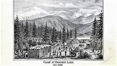 On this day in 1847, the first rescuers reach surviving members of the Donner Party, a group of California-bound emigrants stranded by snow in the Sierra Nevada Mountains.  In the summer of 1846, in the midst of a Western-bound fever sweeping the United States, 89 people–including 31 members of the Donner and Reed families–set out in a wagon train from Springfield, Illinois. After arriving at Fort Bridger, Wyoming, the emigrants decided to avoid the usual route and try a new trail recently…