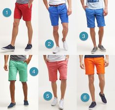 comment choisir un short homme colore New Mens Fashion, Fashion Mode, Dope Fashion, Summer Shorts Outfits, Short Outfits, Mix And Match Fashion, Preppy Dresses, Men Design, Men Street