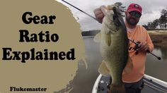 In the Truck Again - Fishing Reel Gear Ratios Explained.