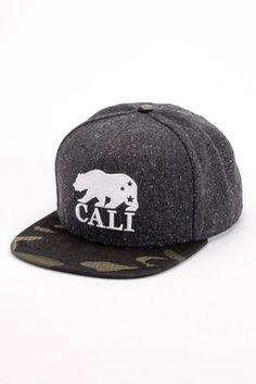 Cali Powder Snapback Hat